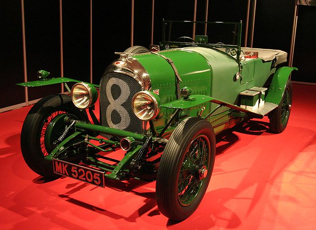 bentley sport 3 litre le mans winner 1924 b bentley spor flickr. Black Bedroom Furniture Sets. Home Design Ideas