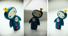 plastiline toy | by ♥motypest