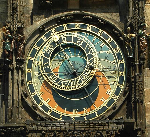 Prague Astronomical Clock The Prague Astronomical Clock