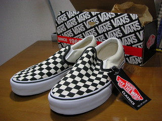 New Vanns Shoes
