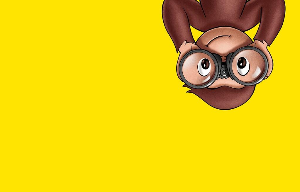 Desktop Curious George