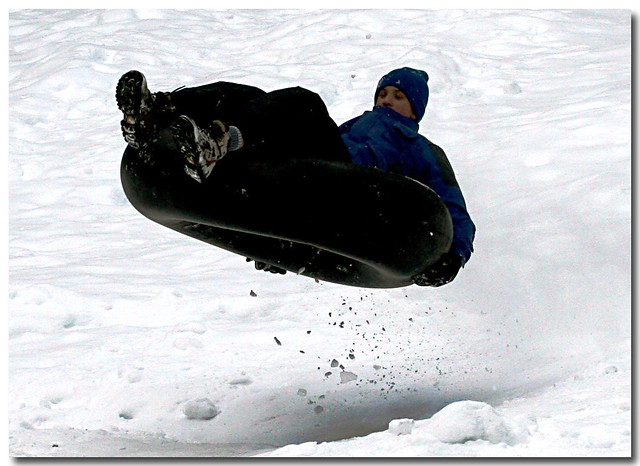 Image result for snow tubing