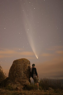 comet gazing2 | by Jirrupin