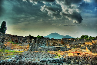 The Ruins of Pompeii and Mount Vesuvius | by Stuck in Customs