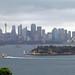 Sydney Harbour from Taronga Zoo