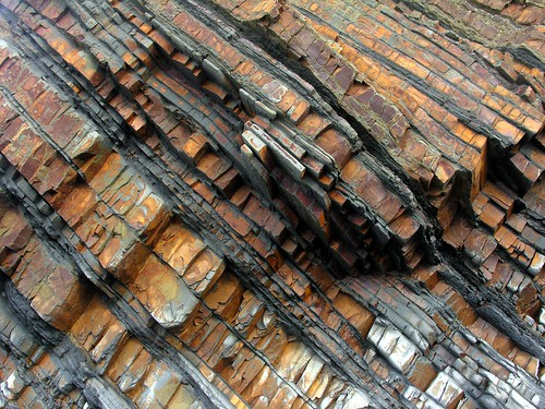Rocks at Sandymouth | by Squirmelia