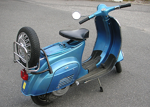 vespa 50 1967
