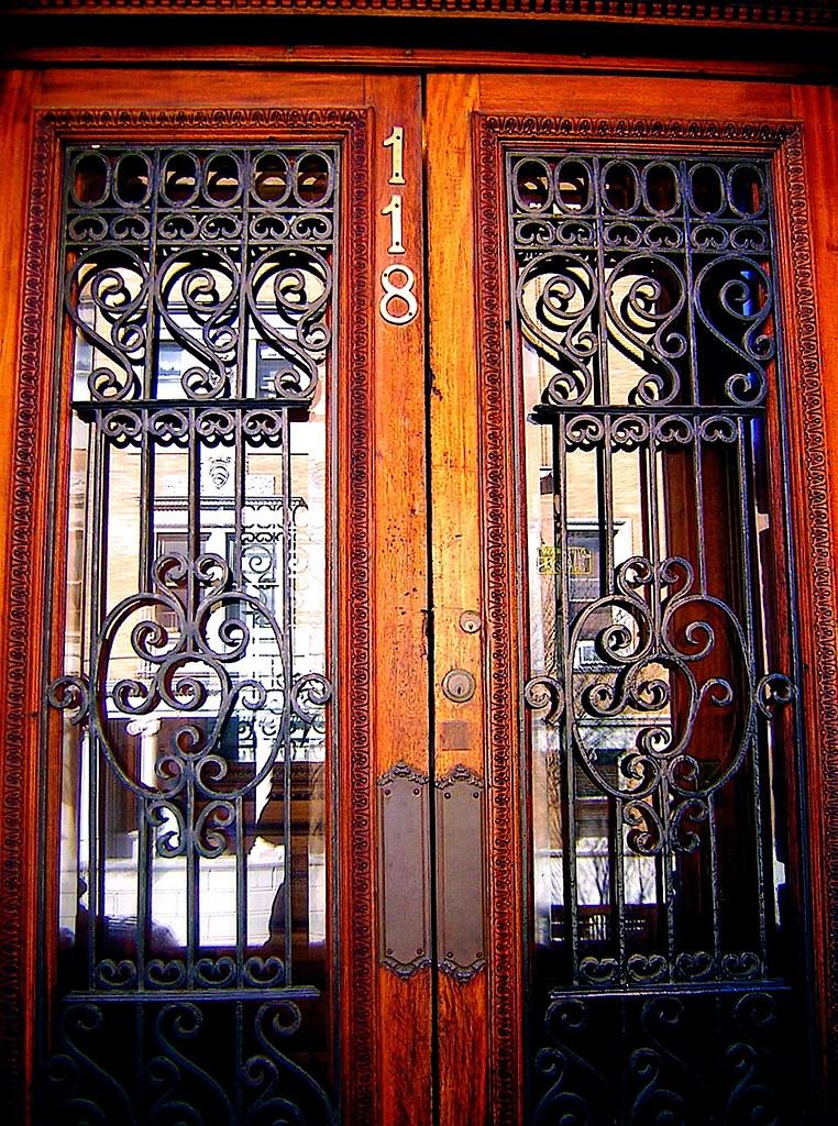 Door 118 | by SheriTherapist Door 118 | by SheriTherapist & Door 118 | Luxury is the wolf at the door and its fangs are u2026 | Flickr