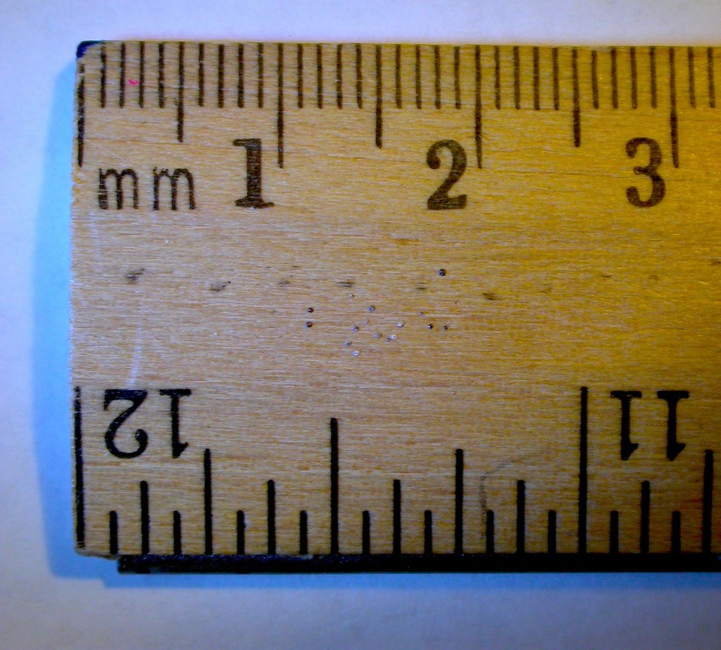 Conversion Chart For Metric System To Imperial: Ruler - INCOMPETENT MANUFACTURERS | Ruler u2026 Why mark mm (milu2026 | Flickr,Chart