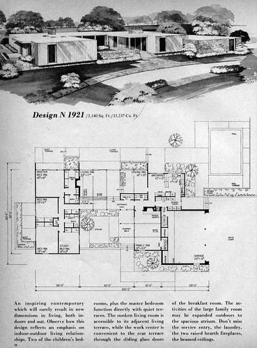 mcm houseplans | flickr