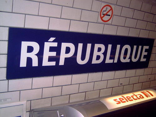metro republique paris parijs subway metro republique pari flickr. Black Bedroom Furniture Sets. Home Design Ideas