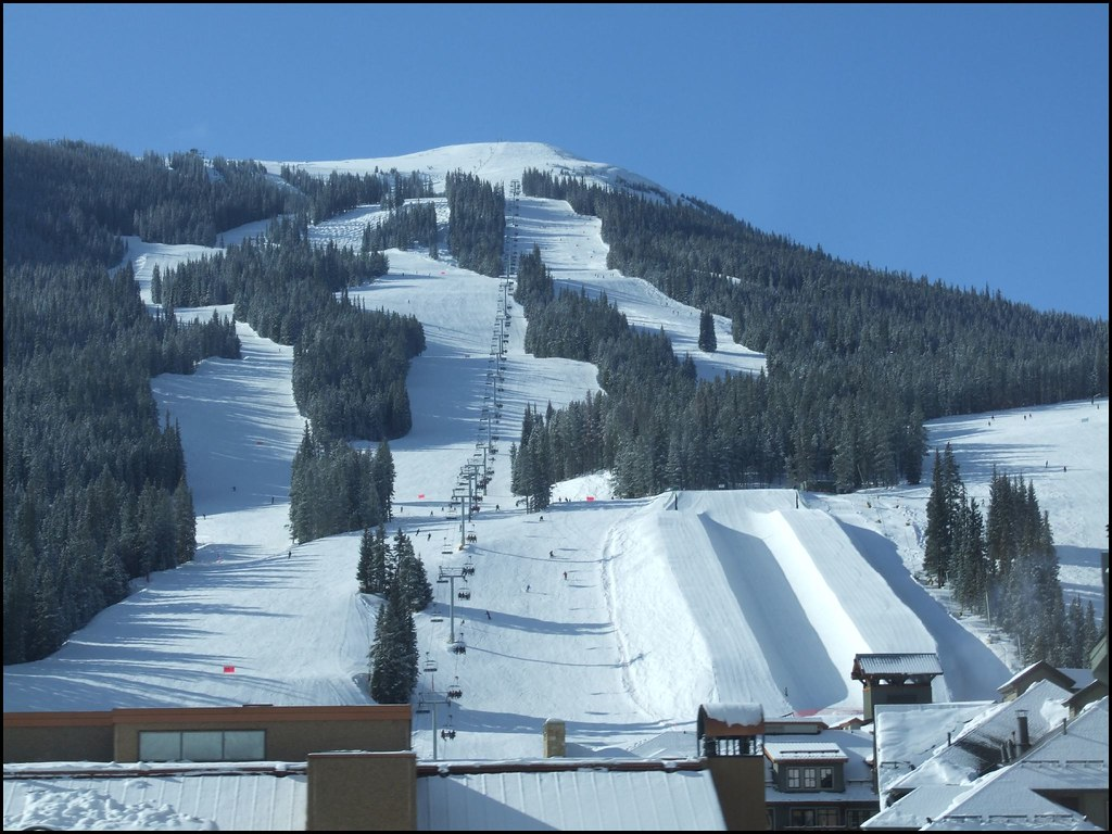 Copper Mountain A Ski Resort On Colorado S Western