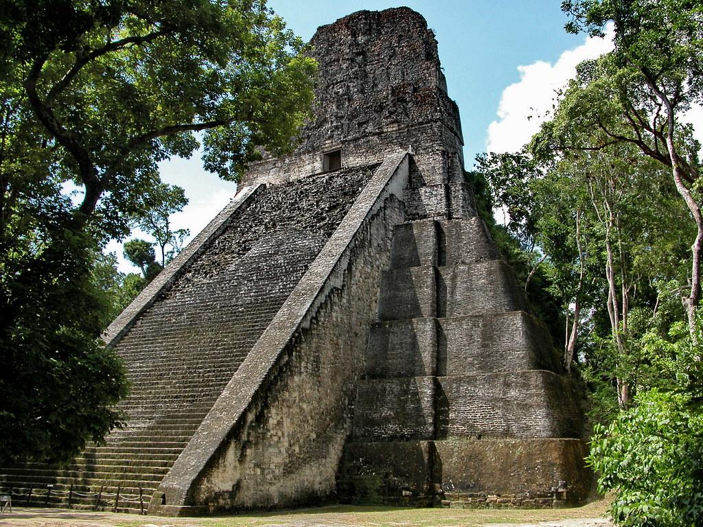 Tikal Guatemala Safety Guatemala Tikal D8006 | by