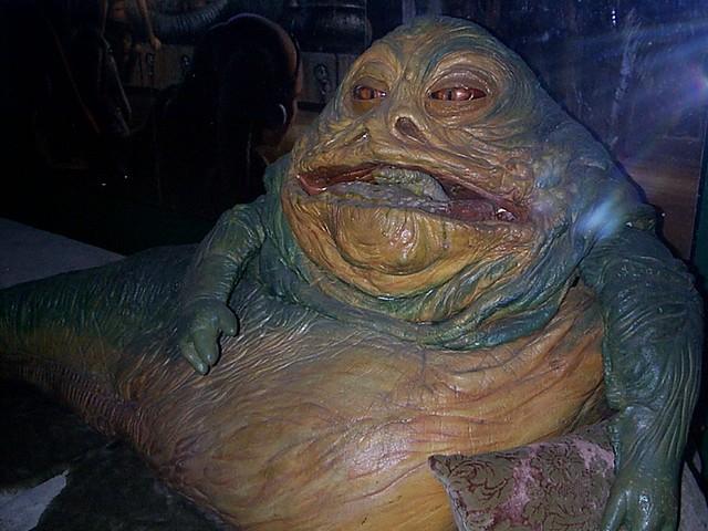 Jabba the Hutt   Tom Simpson   Flickr Jabba The Hutt
