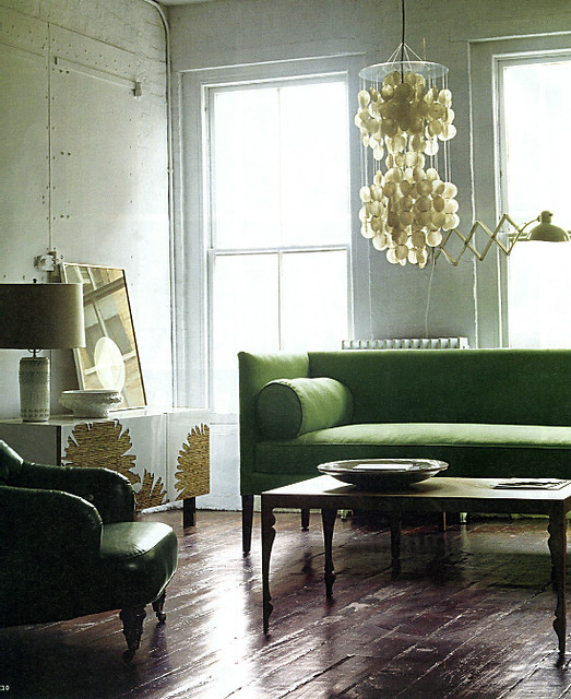 Anthropologie Living Room SImple Flickr Photo Sharing