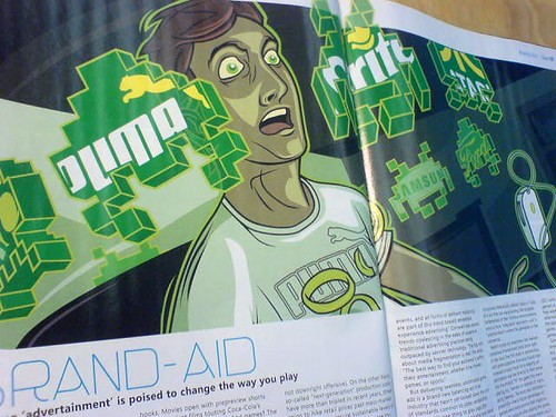 Games for Windows Magazine, 2007 branding article | by Josh Ellingson