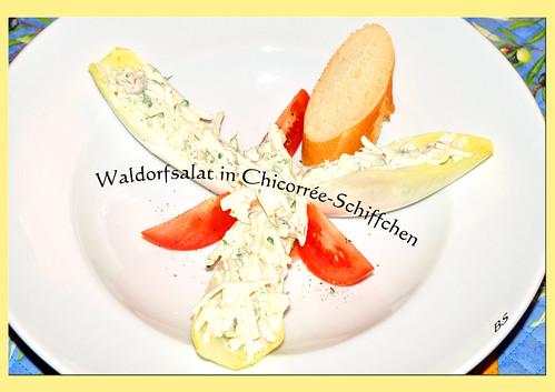 Waldorf-Salat - Rohkostsalat ... Walldorf bei Heidelberg - Hotel Waldorf-Astoria ... Foto: Brigitte Stolle, Mannheim