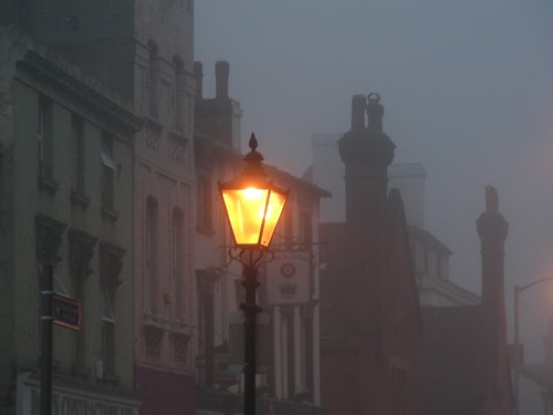 Light in the Fog | by pearceval