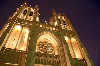 National Cathedral at Night | by Scott Ableman
