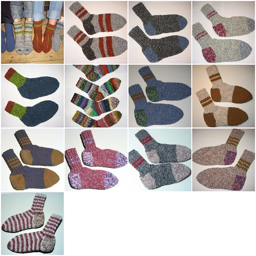 Sock Collection | by jungl thomas