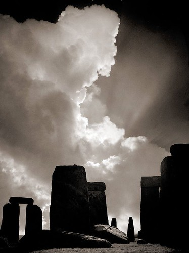 Stonehenge | by darkenergy777