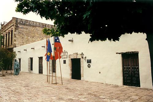 spanish governors palace  san antonio  texas