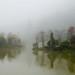 霧中倒影 / Misty Lake