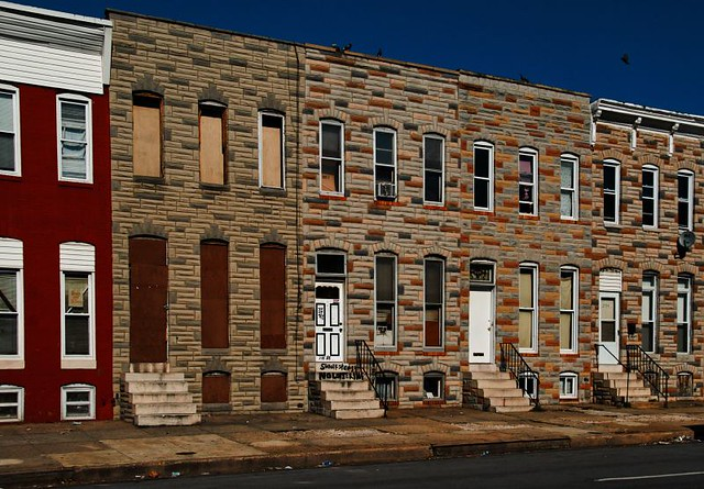 Affordable Housing Baltimore City