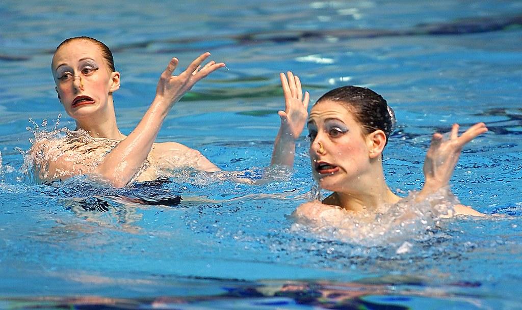 Synchronized Swimming  Lightgazer Interesting -6306