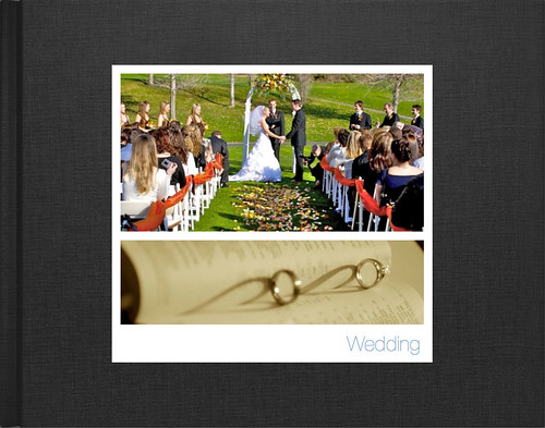 Printable Wedding Book Cover : Goebel wedding book cover this is the first draft