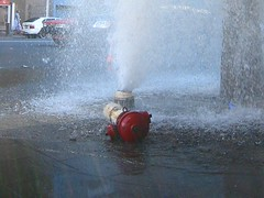 Burst Water Mains