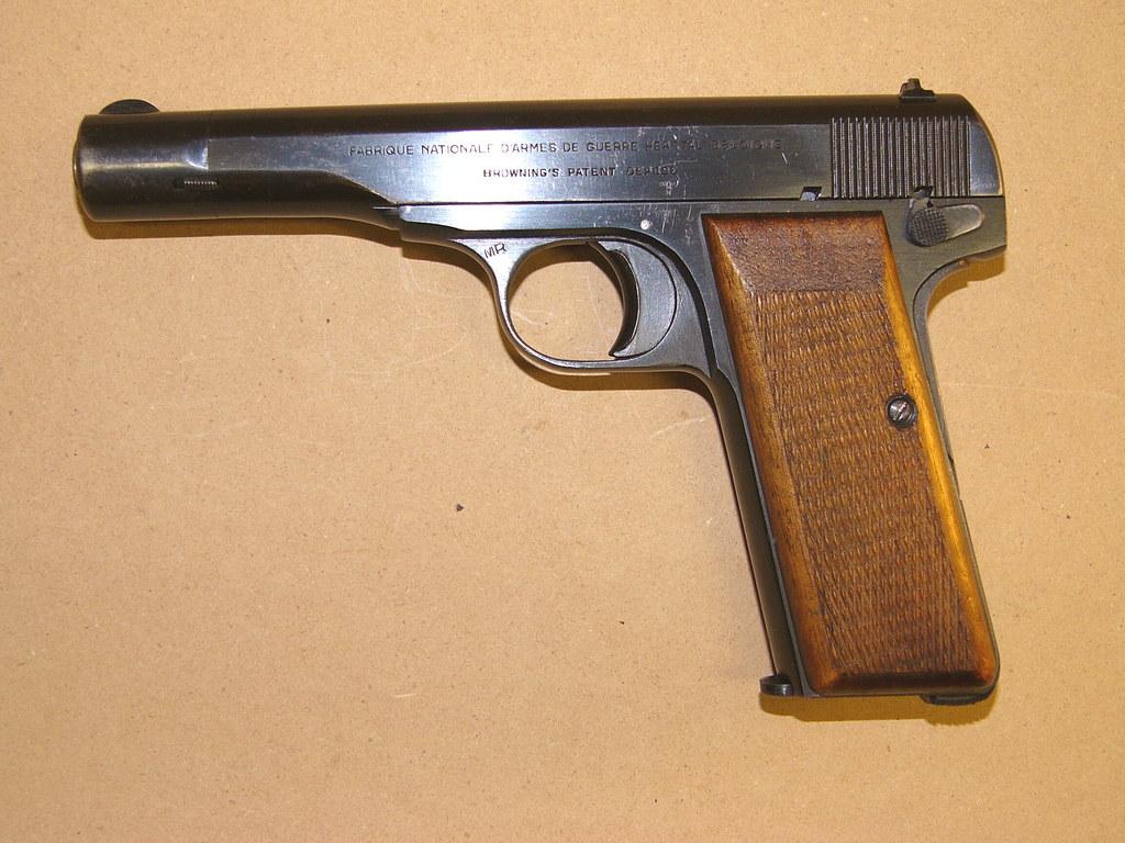 fn 22 pistol