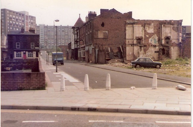 roscommon street liverpool 1967 to 2007 courtesy of