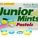 Limited Edition Junior Mints Pastels