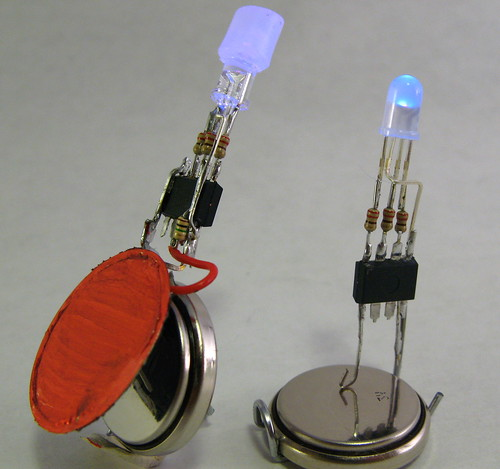 Smart LED prototypes | by todbot