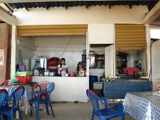 Crappy restaurant in Ayangue (with excellent food) | by alt1040