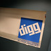 Fancy Digg HQ Sign