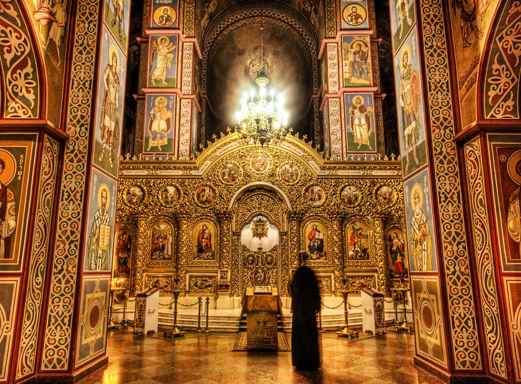 the beauty of byzantine architecture in churches in europe and on the orient John ash's a byzantine journey (1995) starts with a quote from mark girouard of what it must have been like to catch one's first sight of byzantine istanbul: when.