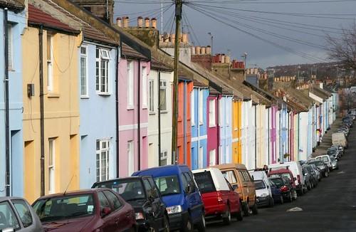 Colourful hanover ewart street hanover brighton a for The hanover house