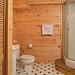 Cedar Cottage Bath 1