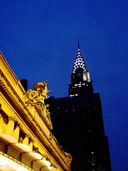 Chrystler Building/Grand Central Station | by lightthatbends