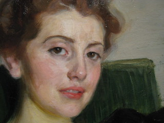 Artwork from the St. Louis Art Museum - Beautiful portrait of a young woman | by gserafini