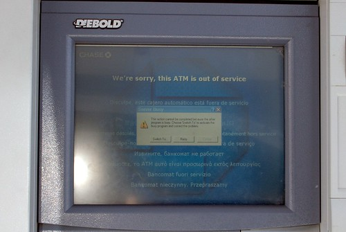 Error on the ATM | by John Kittelsrud