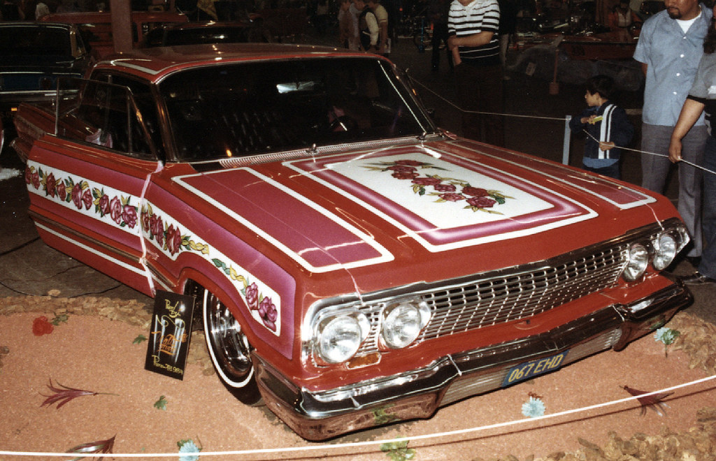 Gypsy Rose #1 | This 1963 Chevy Impala was the first car to … | Flickr