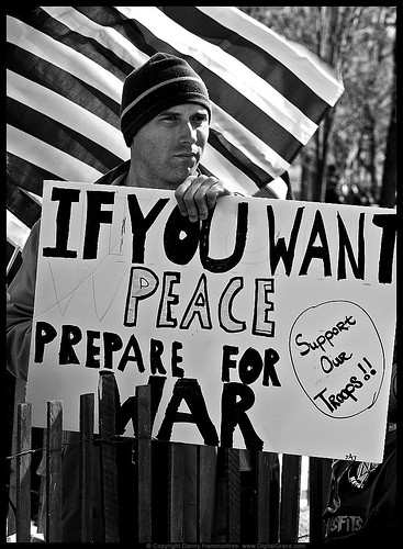 March On Washington Anniversary >> Prepare For War | What: March on the Pentagon Anti-War Rally… | Flickr