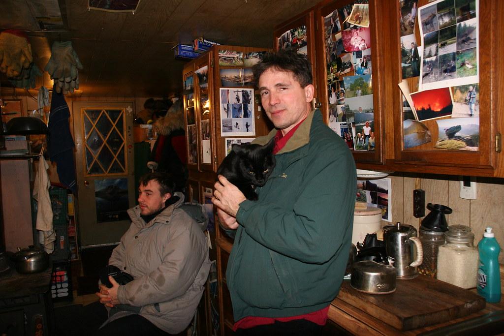 Living In A Van >> Jack Reakoff, Wiseman, Alaska, 2007   Jack lives in ...