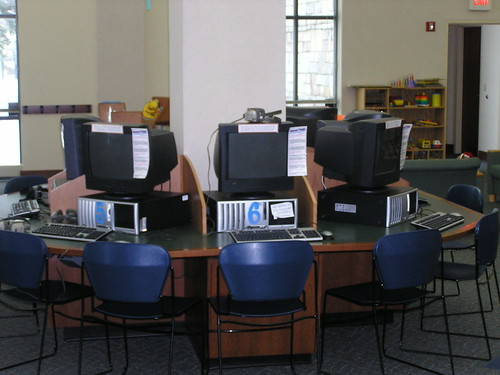 YS computers | by Lester Public Library