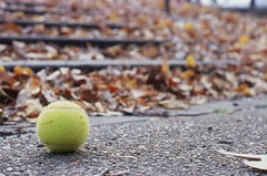 Tennis in the Fall | by Katie Tegtmeyer