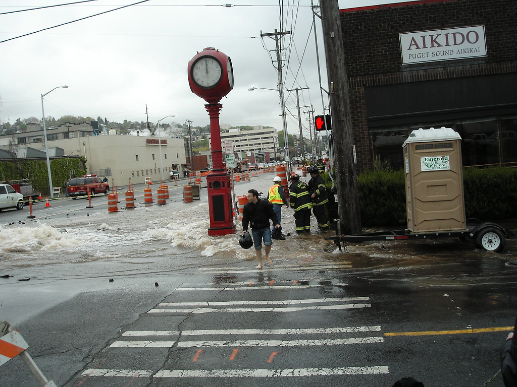 The Great Seattle Flood Of April 2007  Judah Glass  Flickr