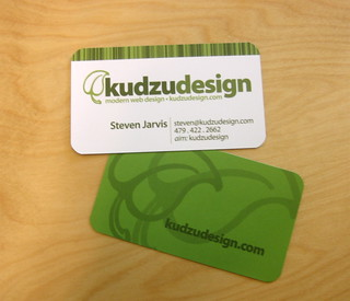 new business cards | by sjarvis